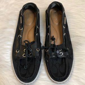 Coach shoes 💕💕💕
